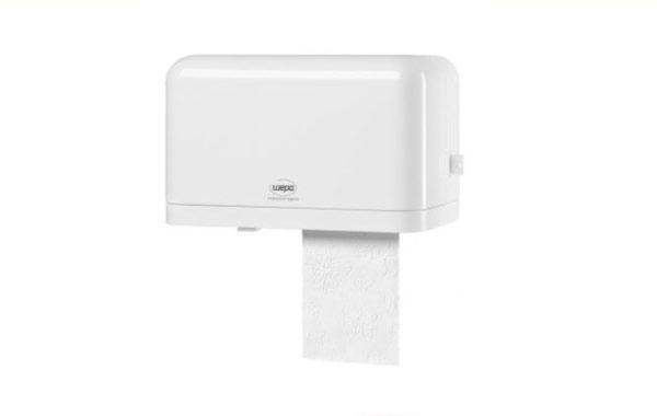 Doppelrollen – Toilettenpapierspender